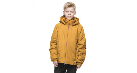 Houdini Juniors Switch Jacket Dark Gold